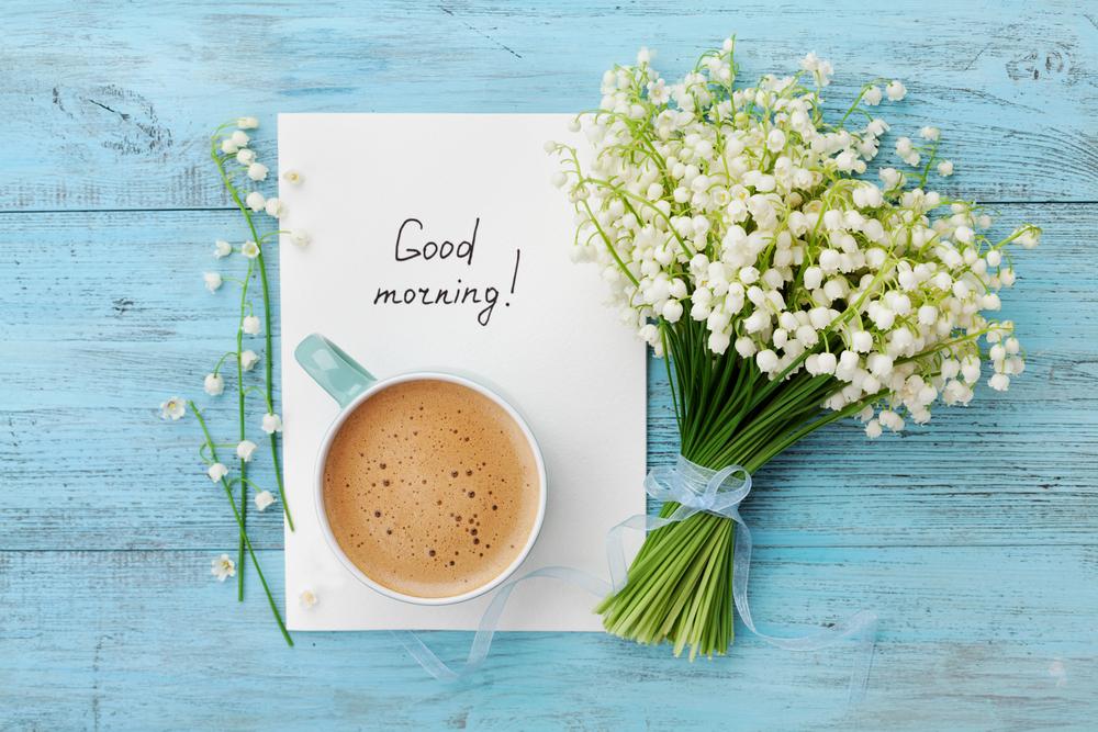 Buongiorno Amore Le Frasi Più Belle Per Iniziare Bene La Giornata
