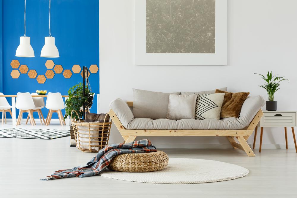 Design d interni decorazioni ecosostenibili tra le mura for Arredi ecosostenibili