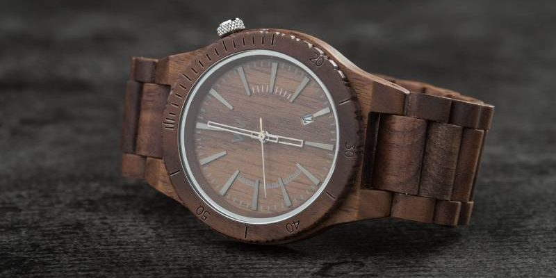 Orologi legno ecologici