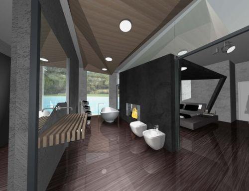 Studio architettura arredamento arredamento hotel arredo for Arredamento hotel liguria