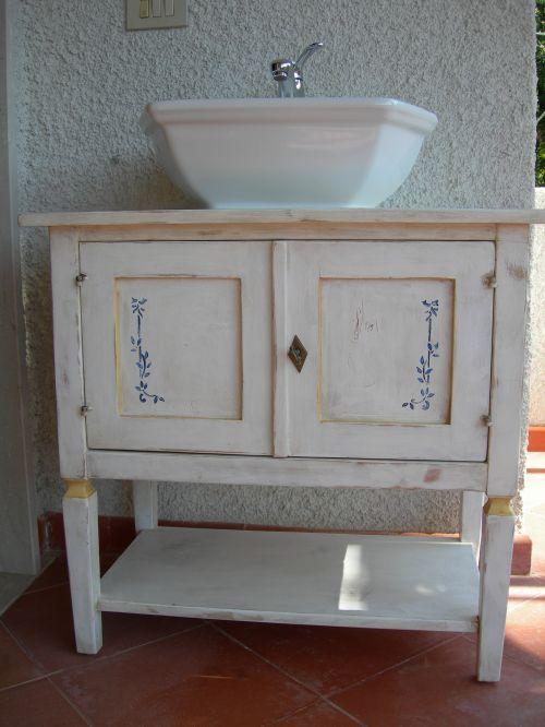 Arredo bagno arte povera milano ~ Mobilia la tua casa