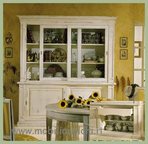 Mobili shabby economici affordable bagno shabby chic in stile provenzale n with mobili stile - Mobili bianchi shabby ...