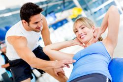 personal trainer professionale