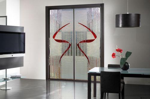 Produzione di vetrate artistiche e porte in vetro Palermo ...