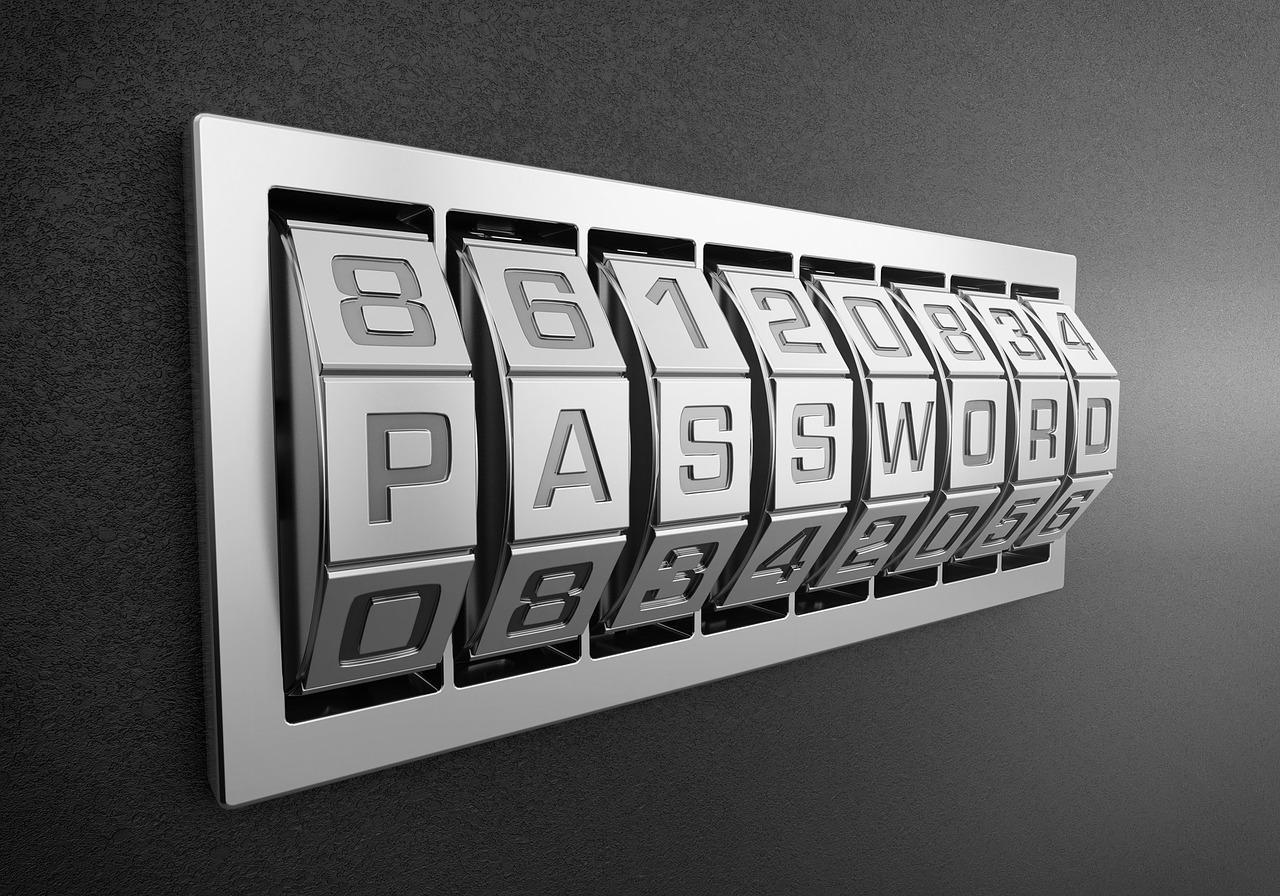 Cambiare password